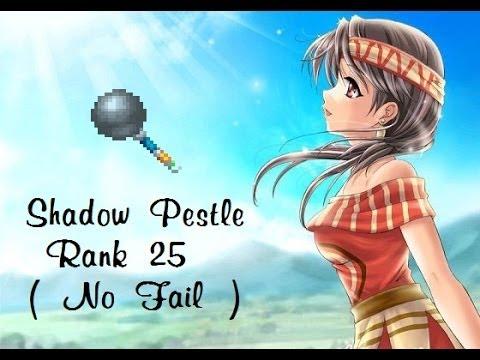 Shadow Pestle ( No Fail )  - Wonderland Online
