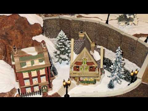 Carol Rice's Christmas Village