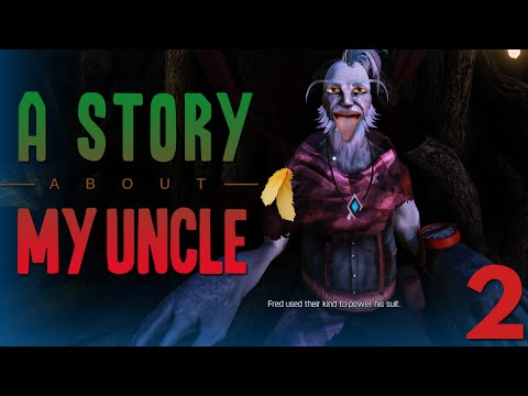 Entering the Dark Cave | A Story Aout My Uncle Part 2
