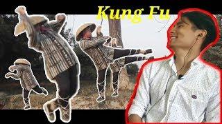 Master master teach me kung fu | dreamzunlimited | reaction