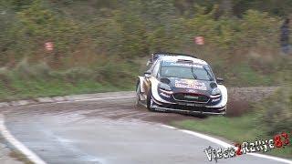 WRC 54 RallyRACC Catalunya Costa Daurada 2018 - Day2 El Montmell [Asphalt]