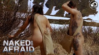 Naked in the Tundra with No Fire | Naked and Afraid