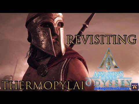 Memories Awoken - Returing to Thermopylae | Assassins Creed Odyssey Episode 14