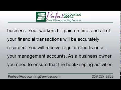 Bookkeeper Naples FL For A Smarter Business Startup