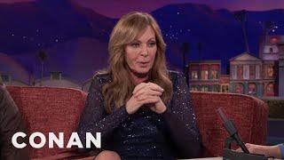 "Allison Janney Auditioned Three Birds For ""I, Tonya""  - CONAN on TBS"