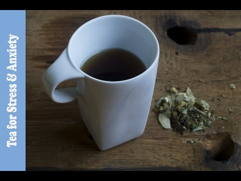 Herbal for Tea for Anxiety and Stress and Stress Management