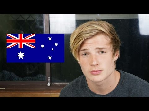 HOW TO DO AN AUSTRALIAN ACCENT