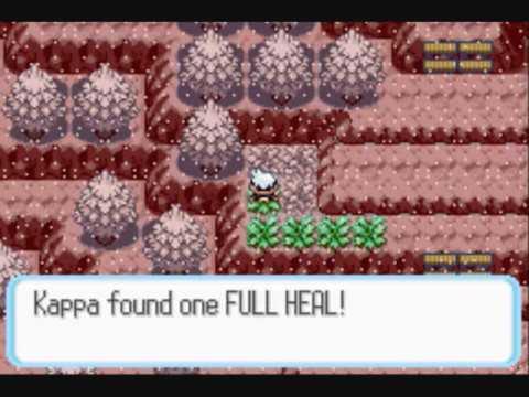Pokemon Emerald - All Hidden Item Locations