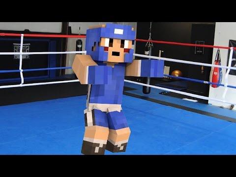 Minecraft - Boxing - Build Battle