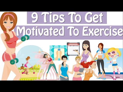How To Get Motivated To Work Out, 9 Tips For Finding Motivation To Workout