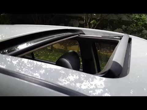 Hyundai i20 sunroof