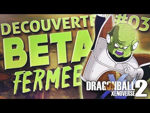 Dragon Ball Xenoverse 2 BETA | FR - Découverte : Quêtes Parallèles #3 ( PS4 )