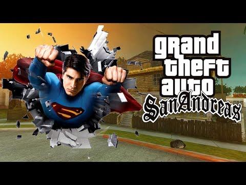 Como Instalar O Mod Superman No GTA San Andreas