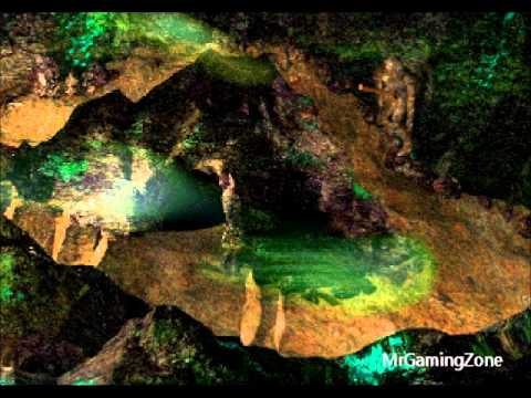 Final Fantasy VII - Cosmo Canyon (Cave of the Gi) - Part 1/3 - (PS1/PC)