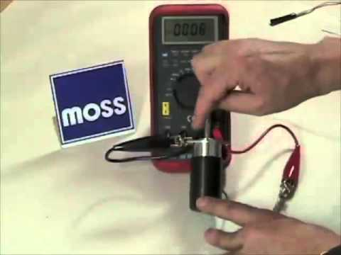 Overdrive Transmission - How to Test the Overdrive Solenoid