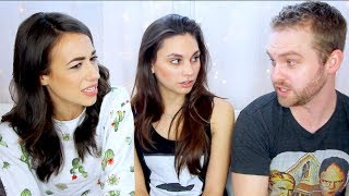 CONFRONTING MY EX IN FRONT OF HIS GIRLFRIEND!