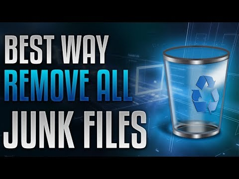 Best Way To Clear JUNK FILES From Your PC