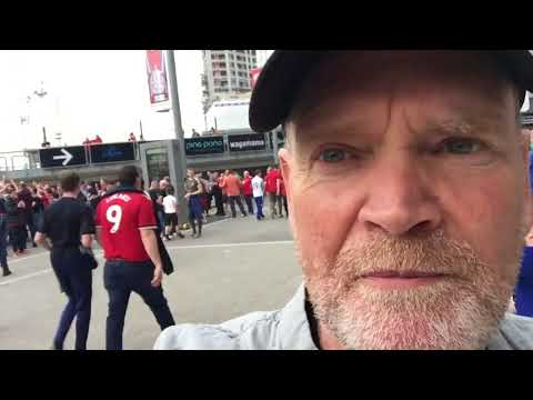 Manchester United v Tottenham  Semi Final Wembley Vlog