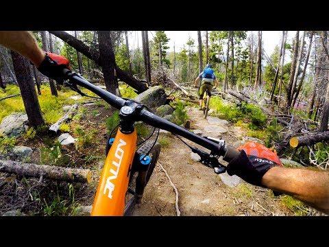It's hella fast in Helena   Mountain Biking MacDonald & Bear Trap Gulch