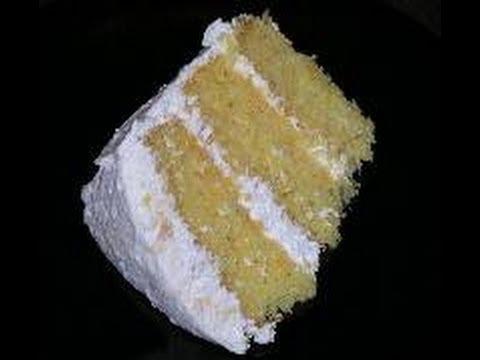 Pineapple Orange Pig Out Cake