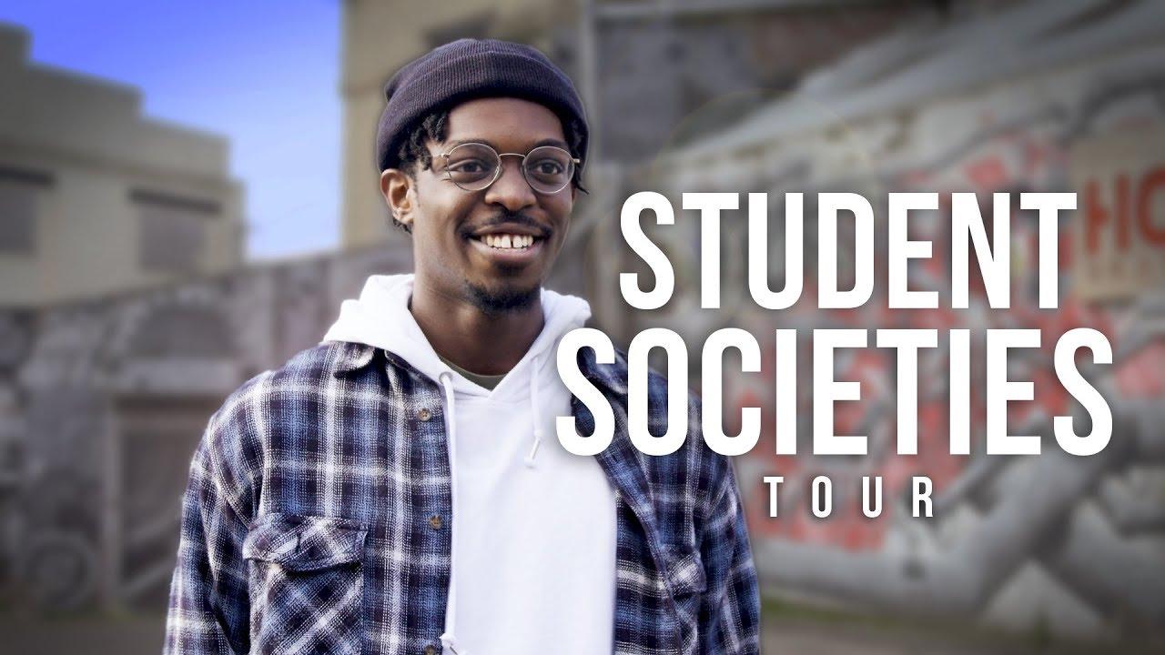 Student Societies Tour | University of Sheffield