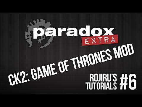 CK2: Game of Thrones Mod | Rojiru's Tutorials