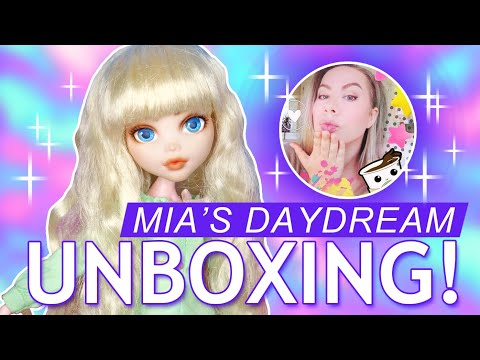 Mia's Daydream Violet Doll Unbox + Review