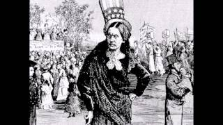 Susan B. Anthony and Elizabeth Cady Stanton: The Fight for Women's Rights