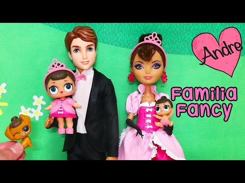 Lol Y Con Familia Pañalera NuevaMuñecas Fancy Juguetes La mwvN80n