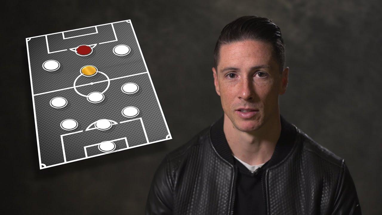 Fernando Torres: My Ultimate XI - Gerrard, Alonso, Xavi and more