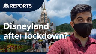 We went inside Hong Kong Disneyland during a global pandemic | CNBC Reports