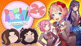Doki Doki Literature Club!: Some Good Poetry - PART 24 - Game Grumps