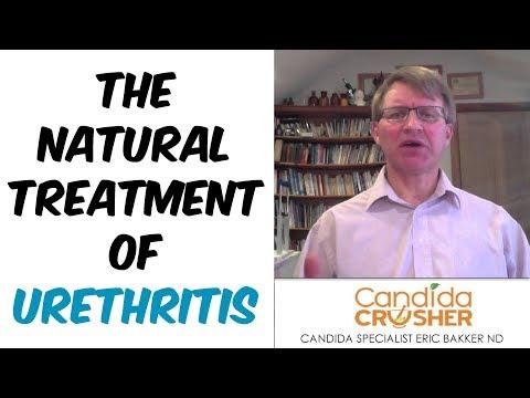 The Natural Treatment Of Urethritis