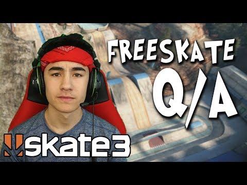 Skate 3: Freeskate Q/A with ZexyZek!