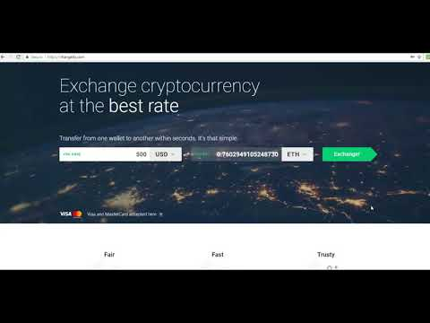 Changelly Review- The easiest way to exchange your Cryptocurrencies