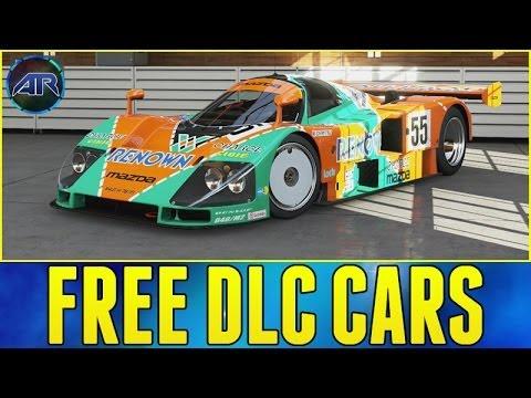 Forza 5 : FREE DLC CARS!!!