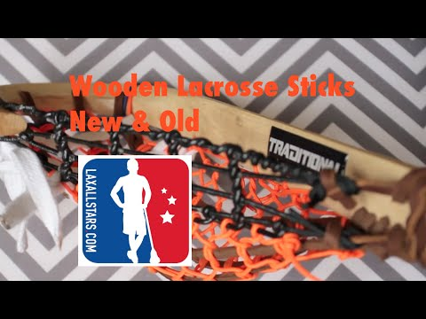 Wooden Lacrosse Stick - Throwback Thursday