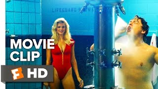 Baywatch Movie Clip - Ronnie Shower (2017) | Movieclips Coming Soon