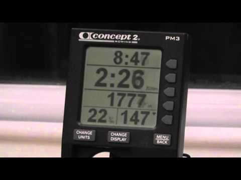 Aerobic exercise - heart rate response