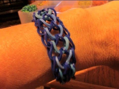 Dragon Scale Bracelet on a fork ORIGINAL Designer 1ST Cheryl Mayberry