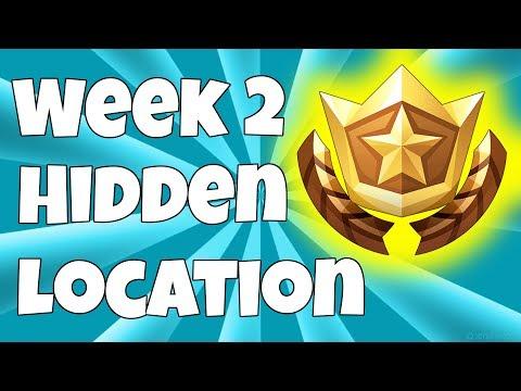 Free Battle Star Location Week #2 (Secret Blockbuster Challenge Coordinates)