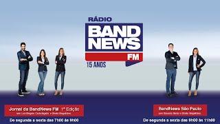 BandNews FM AO VIVO - 27/05/2020