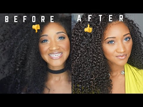 Moisturize and Repair Dry, Damaged Hair | Natural Hair & Relaxed Hair |Victoria Victoria