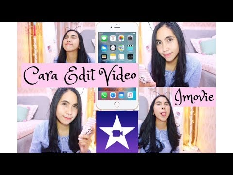 How to make youtube video | Lowbudget | Cara Edit video di Imovie Iphone