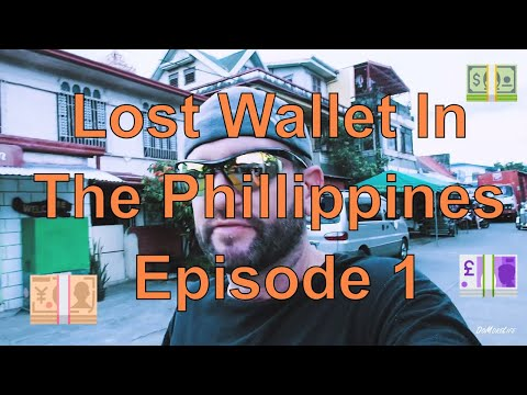 Lost My Wallet in the Philippines Now What