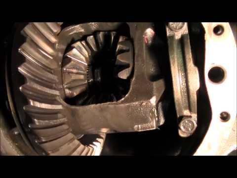 1974 chevy nova rear axle removal