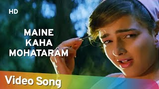 Maine Kaha Mohataram | Baazi (1995) | Aamir Khan, Mamta Kulkarni | Filmi Gaane