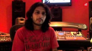 Young and fresh in the studio: Karan Kulkarni || SudeepAudio.com
