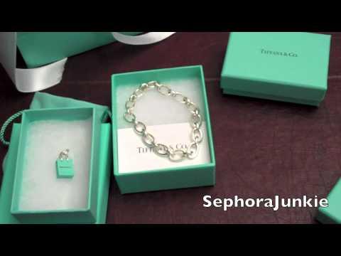 Tiffany & Co Charm Bracelet Haul/Review