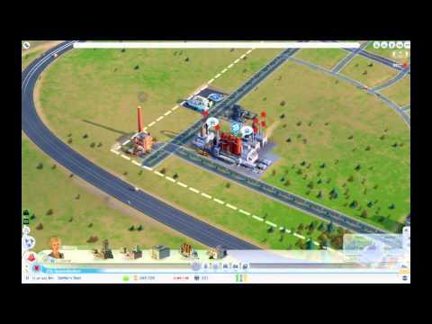 SimCity Sandbox